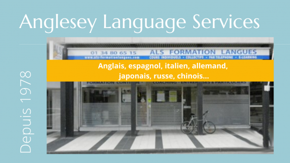 Anglesey Language Services ALS depuis 1978
